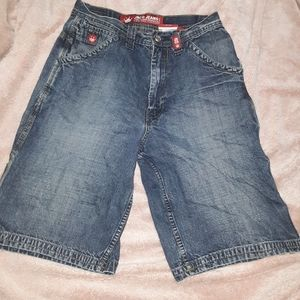 JNCO Jean Shorts size 30, like new.